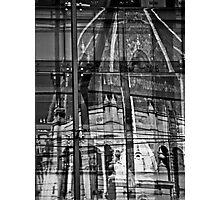 iconic melbourne Photographic Print