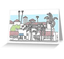 San Diego Old Town Greeting Card