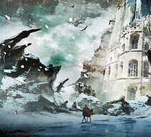 The Dark Castle by Jonathan Lam