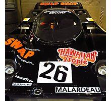 Malardeau Sports Car Photographic Print