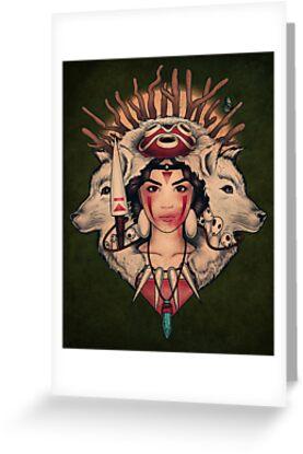 Spirit Princess by MeganLara