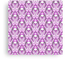 Abstract color seamless pattern for your design. Canvas Print