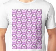 Abstract color seamless pattern for your design. Unisex T-Shirt