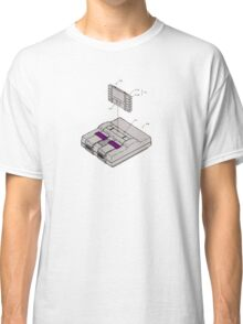 SNES and Cartridge Classic T-Shirt