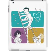Catch Moriarty iPad Case/Skin