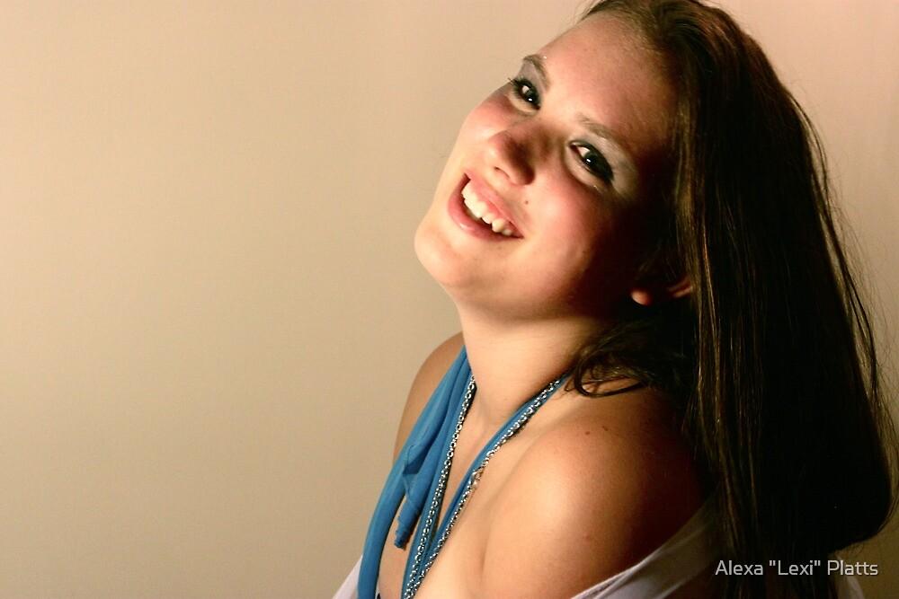 "Laugh. by Alexa ""Lexi"" Platts"