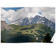 Dolomites Poster