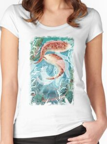 River Ramblers Women's Fitted Scoop T-Shirt