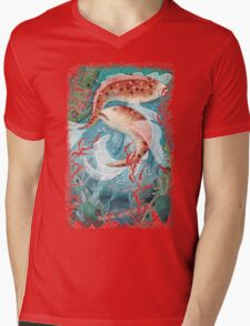 River Ramblers Mens V-Neck T-Shirt