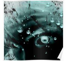 Evil Lurks Underwater Poster