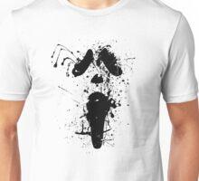Ghostface Splatter  Unisex T-Shirt