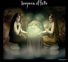 Keepers of Fate by Ross Baraga