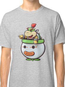 Bowser Jr. in his clown car! Classic T-Shirt