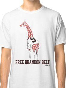 Free Brandon Belt Giraffe Classic T-Shirt