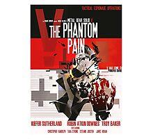Phantom - Metal Gear Photographic Print
