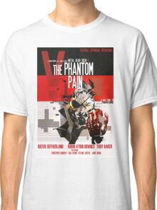 Phantom - Metal Gear Classic T-Shirt
