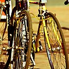 Vintage Bike by Luke Stephensen