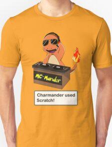 Charmander Used Scratch! T-Shirt