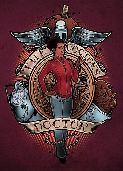 The Doctor's Doctor by MeganLara