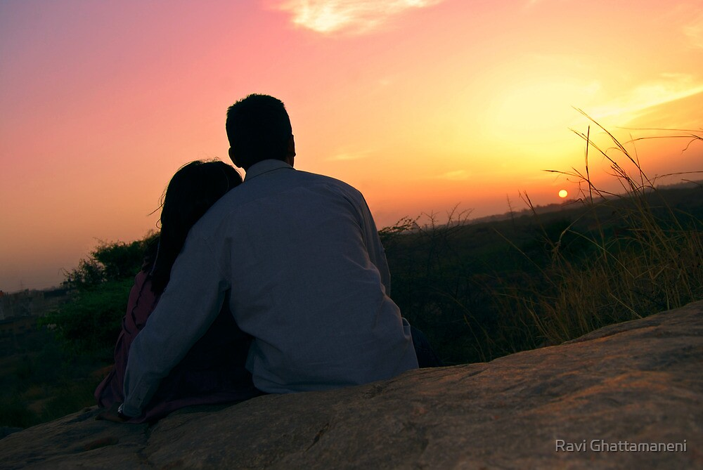 In Each Other's Arms Forever! by Ravi Chandra