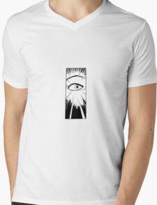 Senpai? Mens V-Neck T-Shirt