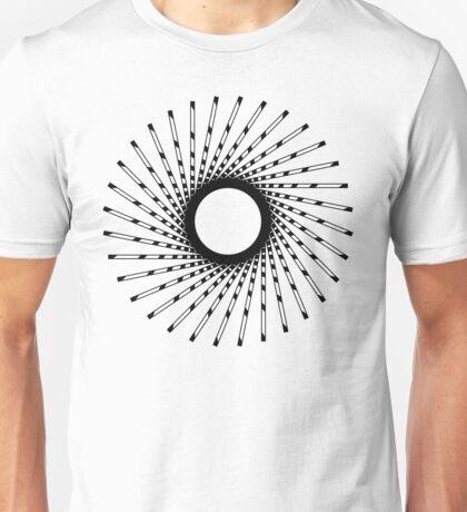 Dual Sol Twist Unisex T-Shirt