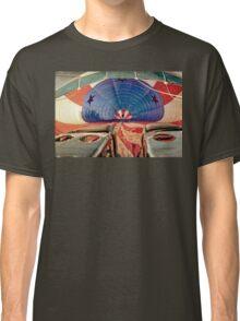 Pre-flight Check on Hot Air Balloon Classic T-Shirt