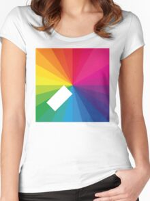 Jamie xx - In Colour Women's Fitted Scoop T-Shirt