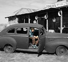 Old Times and New by Mark Braham