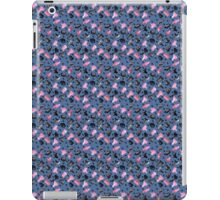 playful repeat all over repeat in fun colours iPad Case/Skin
