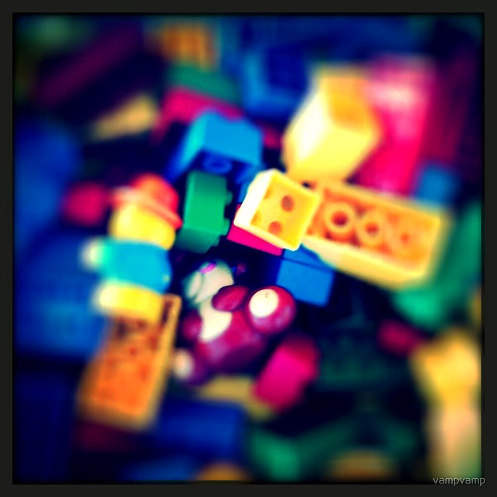 toys by vampvamp
