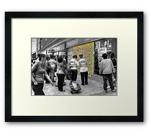 Words of Truth - Peckham Framed Print
