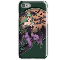 Queen of the Night iPhone Case/Skin