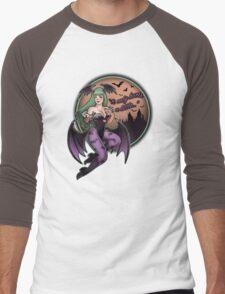 Queen of the Night Men's Baseball ¾ T-Shirt