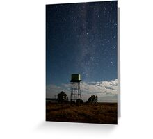Tower to the Stars Greeting Card