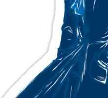 Sherlock Holmes - Blue Sticker