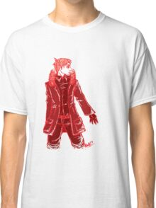 John Watson - Red - No Text Classic T-Shirt
