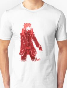 John Watson - Red - No Text T-Shirt
