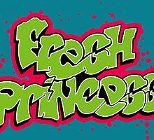 Fresh Princess by chupalupa