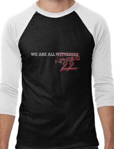 We are all Kipnises Men's Baseball ¾ T-Shirt