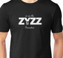 We are the Zyzz generation Unisex T-Shirt
