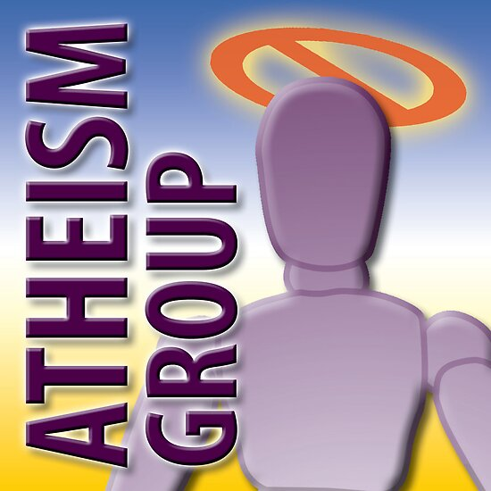 Atheism Group Logo by Shani Sohn