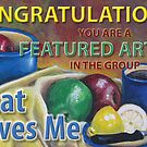 It's What Moves Me: Banner Challenge Entry by Shani Sohn