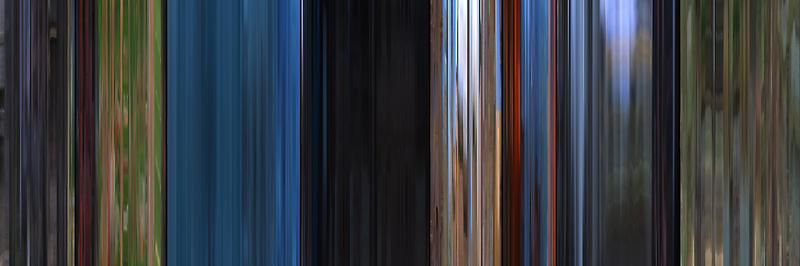 Moviebarcode: Dreams (1990) by moviebarcode