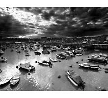 Small boats     Scarborough by Keith Stocks