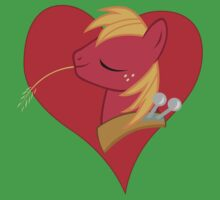 I have a crush on... Big Macintosh by Stinkehund