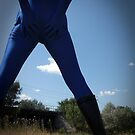 Blue Solitary Set II Pic 01 by mdkgraphics