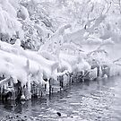 Curtain of Ice by Kasia-D