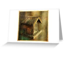 Not Just a House ... A Home Greeting Card