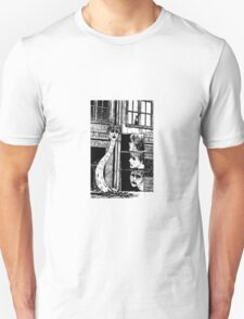Oh, didn't see ya there! Unisex T-Shirt